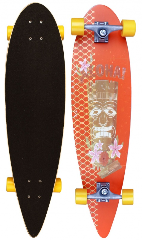 Black Dragon Pintail ORG longboard